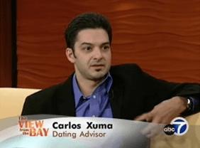 Carlos xuma dating tips