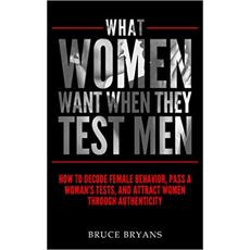 women test men attraction