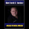 Meet David X