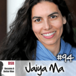 #94 Defeating Sexual Inhibition to Access True Sexual Confidence and Personality with Jaiya Ma