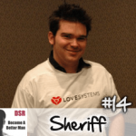 Ep. #14 The Link Between Personal Growth and Girlfriends with Sheriff