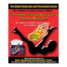 The Power Pickup Seduction Mastery Training System
