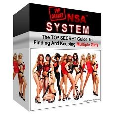 The NSA System: The Top Secret Guide to Finding And Keeping Multiple Girls