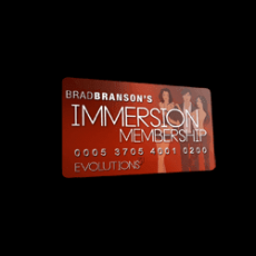 Bransons immersion membership brad bransons immersion membership malvernweather Choice Image