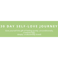 30 Day Self-Love Journey