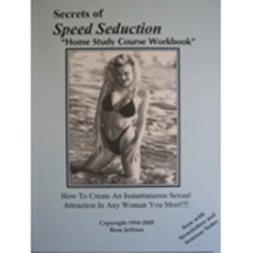 Speed Seduction Home Study Course