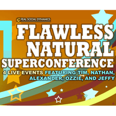 Flawless Natural Super Conference