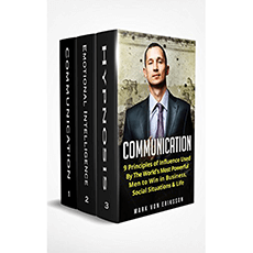 Confidence: 3 Manuscripts - Communication, Emotional Intelligence, Hypnosis