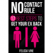 No Contact Rule: 17 Best Steps To Get Your Ex Back