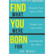 Find What You Were Born For: Discover Your Inborn Skills, Forge Your Own Path, Live The Life You Want - Maximize Your Self-Confidence