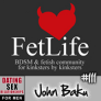 #111 FetLife as a Tool to Explore Your Sexuality with John Baku