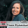 #103 Human Sexual Evolution: Leaving Orgasms Behind to Explore Orgasmic Experience with Diana Richardson